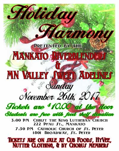 Holiday Harmony Poster